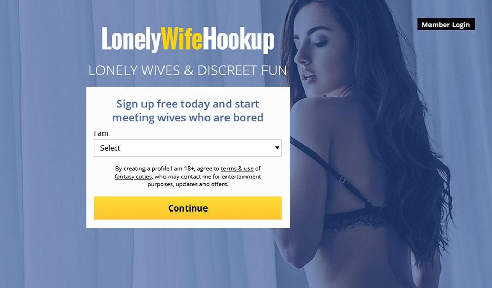 LonelyWifeHookup Opinión 2021