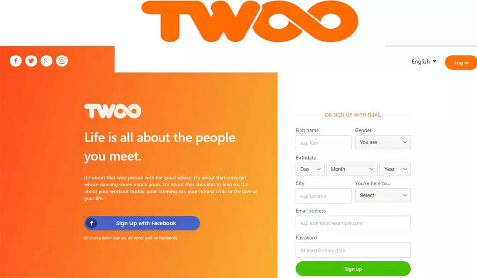 Twoo Review 2021