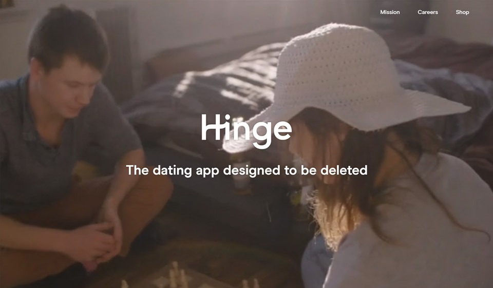 Hinge Review 2021