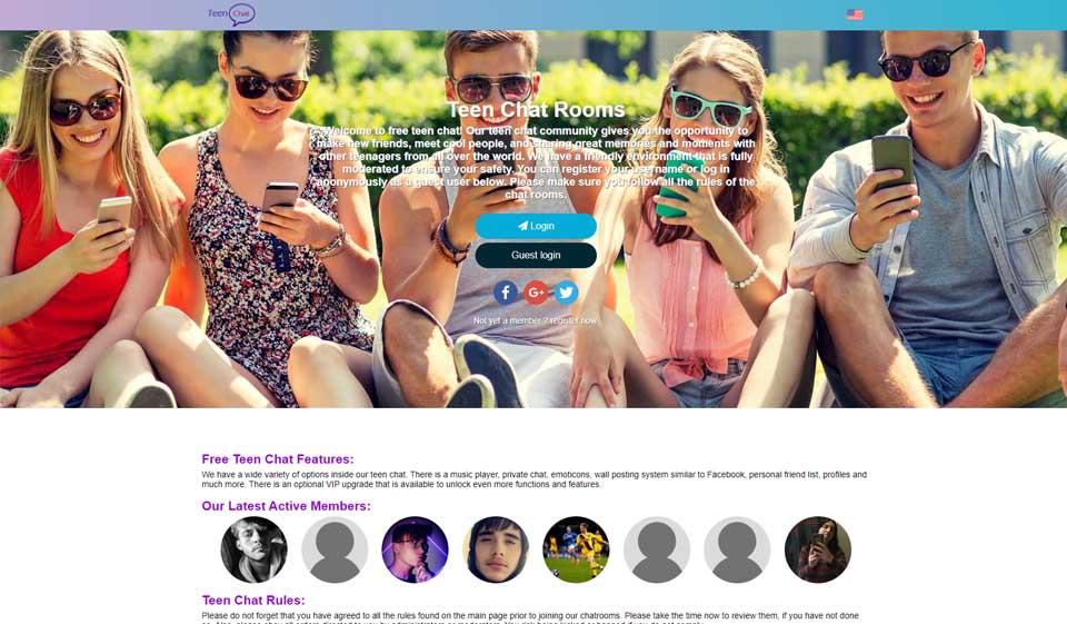 TeenChat Avis 2021