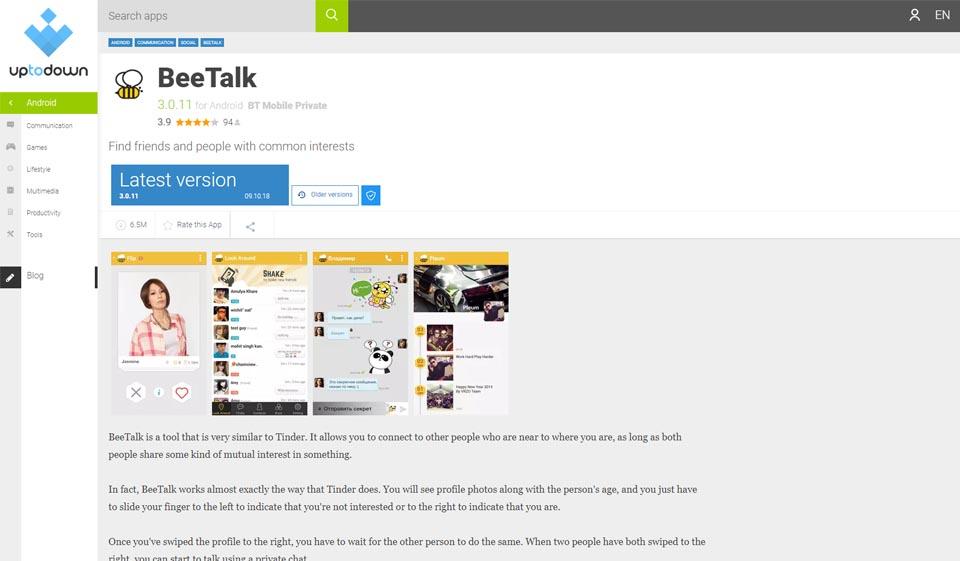 BeeTalk Review