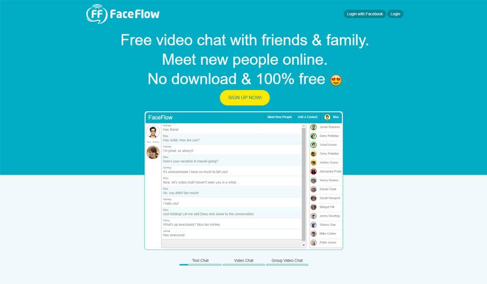 FaceFlow Review