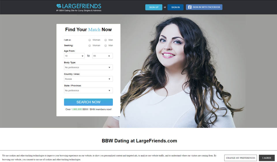LargeFriends Review 2021