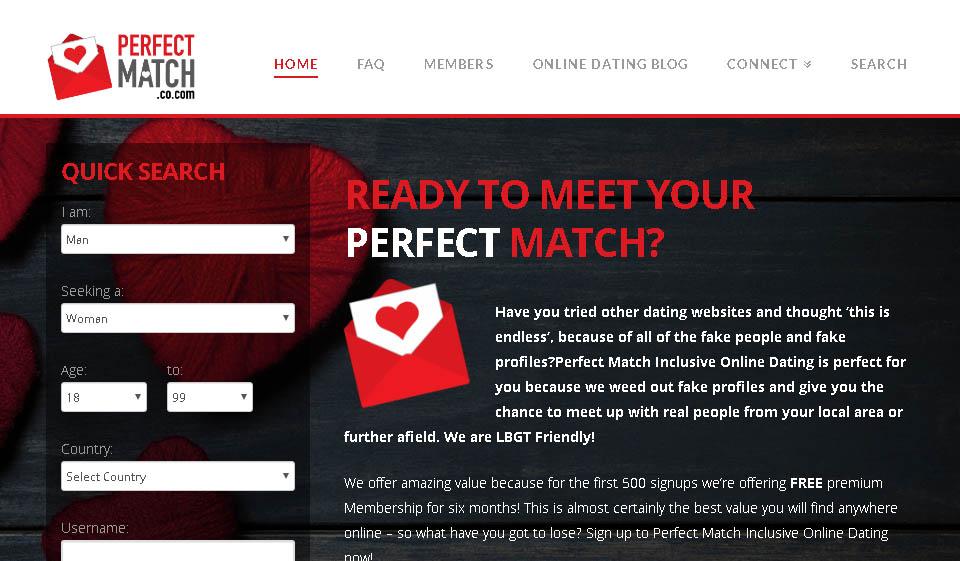 PerfectMatch.com Recenzja 2021