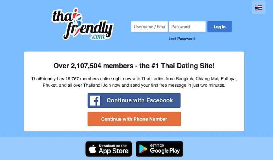 ThaiFriendly Review