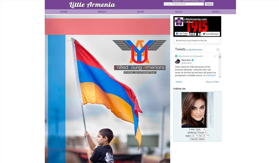 Little Armenia Avis 2021